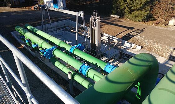 impianti trattamento acqua e aria seam engineering